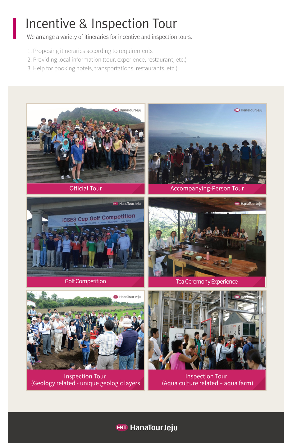 #Jeju business tour #Jeju incentive tour #Jeju golf tour #Jeju inspection
